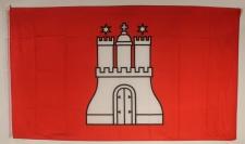 Hamburg Flagge Großformat 250 x 150 cm wetterfest