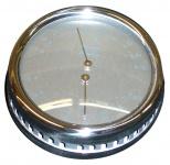 Schiffs Thermometer / Hygrometer Kombination 102 mm Edelstahl poliert