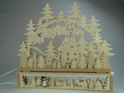 Schwibbogen Kombination 1784 - Vorschau