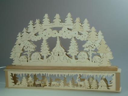 Schwibbogen Kombination 1786 - Vorschau