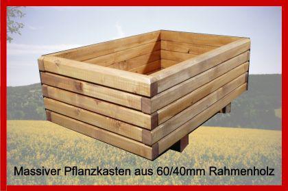 Blumenkasten 100x40x36cm M3
