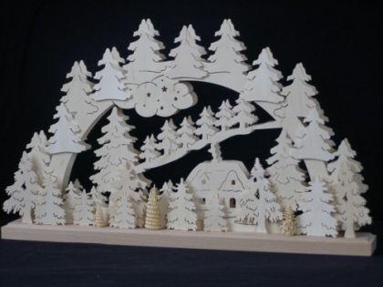 Schwibbogen Waldmomente - Vorschau