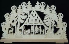 Schwibbogen Winterhaus