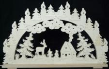 Schwibbogen Waldlichtung groß