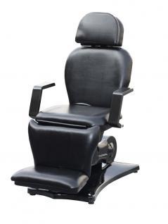 2064 elektrische Kosmetik-Fußpflegeliege schwarz