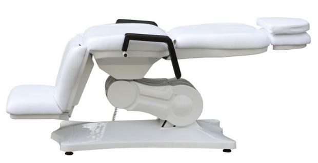 2064 elektrische Kosmetik-Fußpflegeliege weiß - Vorschau 3