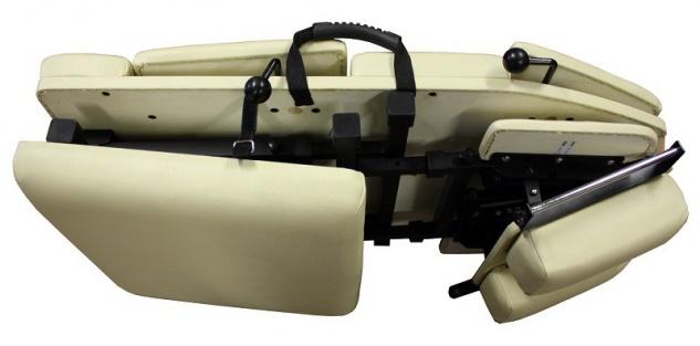 2013 portable Chiropraktik Liege beige - Vorschau 3