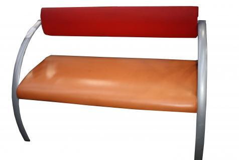 EINZELSTÜCK 1113 Sitzbank rot / orange C1 0076