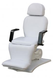 2064 elektrische Kosmetik-Fußpflegeliege weiß - Vorschau 1