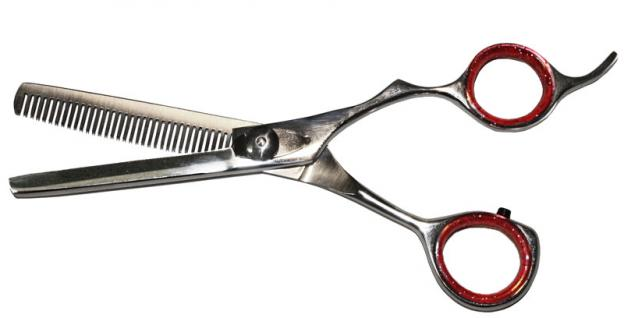 1030 professionelle eloxierte Friseurschere RH 6 Zoll