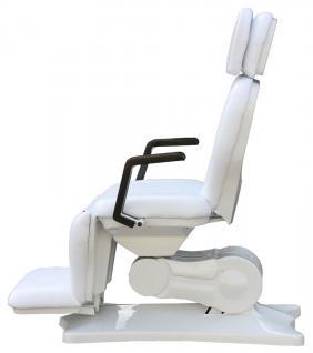 2064 elektrische Kosmetik-Fußpflegeliege weiß - Vorschau 5