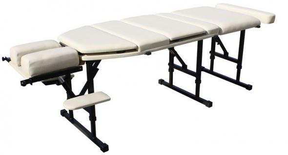 2013 portable Chiropraktik Liege beige - Vorschau 1