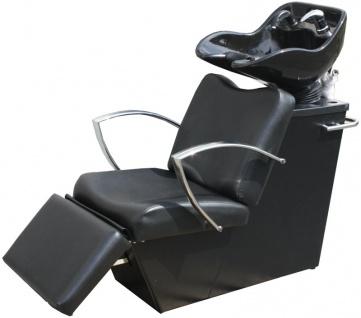 1334 RüWa ASTI schwarz (elektrische Massagefunktion) (6, 3 cm, FS-Set , Becken...