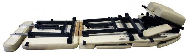 2013 portable Chiropraktik Liege beige - Vorschau 2