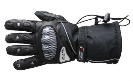 Motorrad-Handschuh XTREME-2 schwarz