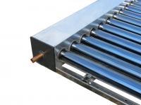 ORIGINAL SUNPOWER-SPA-58/1800-30 Röhrenkollektor 4, 89 qm (Set für Flachdach)