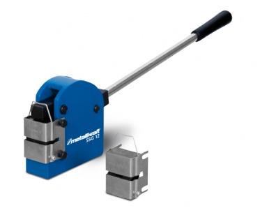 Metallkraft SSG 12 - Stauch- & Streckgerät für den universellen Einsatz - Vorschau