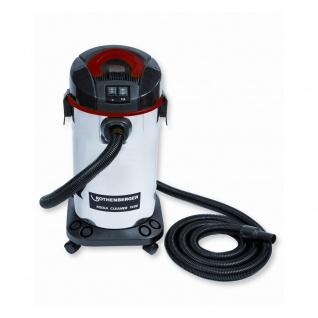 Rothenberger Wassersauger Rodia Cleaner 1400 Set - Vorschau