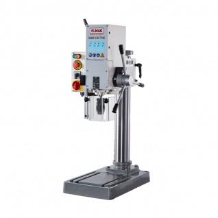 Elmag GBM 3/25 TNE - Getriebe-Tischbohrmaschine