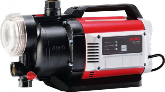 AL-KO - Jet 4000 Comfort - Gartenpumpe
