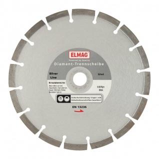 Elmag Diamantscheibe 1000mm- UNI Bohrung: 60 mm