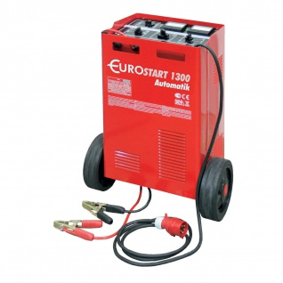 Elmag EUROSTART 1300 Automatik - Lade-Startgerät