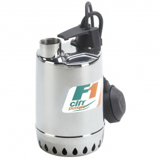 toolair F1-50M - Klarwasserpumpe - 230 Volt - Fördermenge 13.200 303, 16€/Einheit