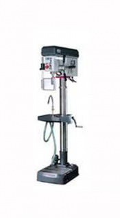 OPTIMUM B 28 HV SET - Tisch- und Säulenbohrmaschine mit leistungsstarkem OPTIMUM Brushless-Antrieb,