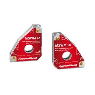 Schweißkraft MSWM 10 - Permanent - Schweißwinkelmagnet