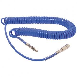 Elmag - Spiralschlauch-Set 10 mm, PU - Verschiedene Größen
