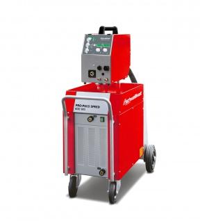 Schweißkraft PRO-PULS SPEED 400 WS - Impuls-Schutzgasschweißanlagen