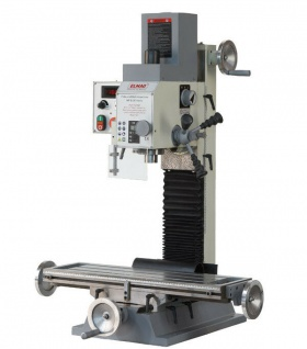 Elmag - MFB 30-L Vario - Getriebe-Fräs- und Bohrmaschine 230 V