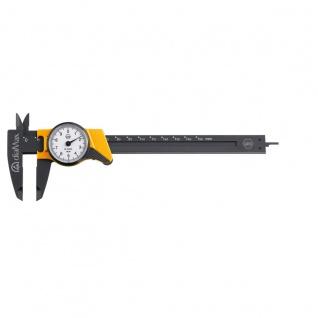 Wiha Uhrmessschieber dialMax® ESD, Ablesung 0, 1 mm 150 mm