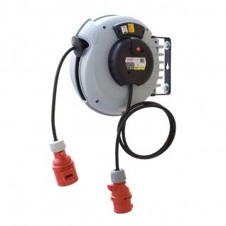 Elmag ROLL ELECTRIC MASTER 400/10 - Automatischer Kabelaufroller