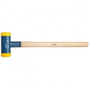 Wiha Rückschlagfreier Vorschlaghammer mit Hickory-Holzstiel - Vorschau 2