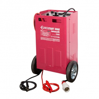 Elmag EUROSTART 2000 Automatik - Lade-Startgerät