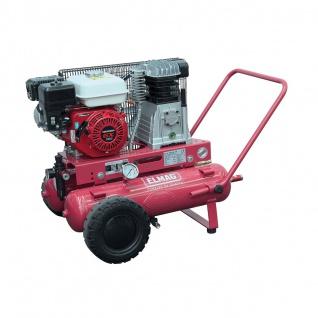 Elmag TIGER BENZ 500/10/22 - Montagekompressor