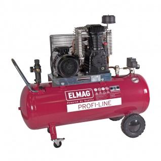 Elmag PROFI-LINE PL-H 800/15/200 D - Kompressor