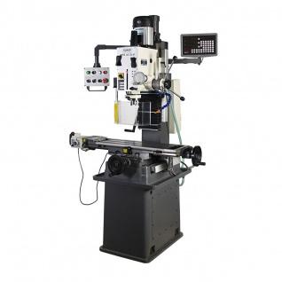 Elmag MFB 45 GLH - Getriebe Fräs- und Bohrmaschine inkl. Digitalanzeige