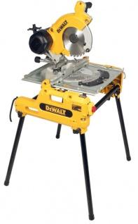 DeWalt Tisch-, Kapp- und Gehrungssäge DW743N