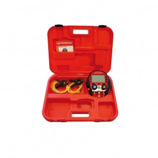 ROTHENBERGER Digitale Monteurhilfe im Koffer ROCOOL 600 Set mit 2 Temperaturklemmen