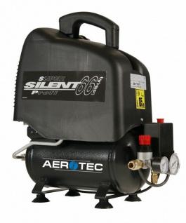 Aerotec Vento Silent 6 - Kompressor SILENT - 230V