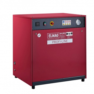 Elmag PROFI-LINE SILENT PL-S 500/10/3 D - Kompressor