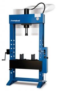 Metallkraft WPP 20 BK - Werkstattpresse