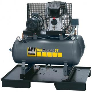 Schneider - UniMaster STH - UNM STH 650-10-180 - Kolbenkompressor