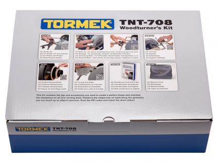 Tormek TNT-708 Drechslerpaket