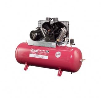 Elmag - Profi-Line EUROCOOL PLH 1080/15/500 D - Hochleistungskompressor