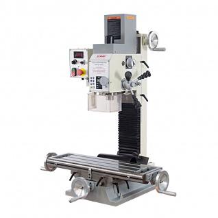 Elmag MFB 30 Vario - Getriebe Fräs- und Bohrmaschine