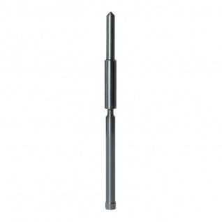 Metallkraft Auswerferstift für Kernbohrer zweiteilig Ø 7, 98 x 168 mm