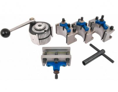 Elmag - Schnellwechsel-Stahlhalter-Set MB, 5-teilig